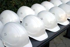 De helm van de bescherming Royalty-vrije Stock Afbeelding