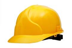 De Helm van de bouw royalty-vrije stock afbeeldingen