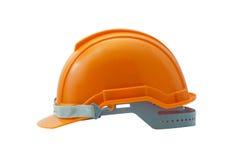 De Helm van de bouw stock fotografie