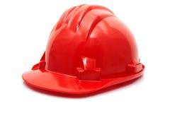 De helm van de bouw Stock Foto