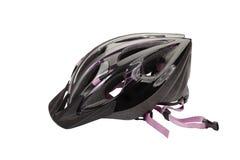 De helm van de cyclus. stock afbeelding