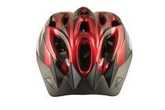 De Helm van de fiets Stock Foto's