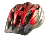 De Helm van de fiets Royalty-vrije Stock Foto's
