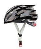 De helm van de fiets Stock Foto