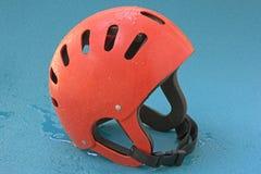 De helm van de kano Stock Foto