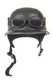 De helm van de motorfiets Royalty-vrije Stock Foto's