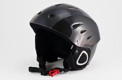 De helm van de ski stock afbeeldingen