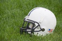 De Helm van de voetbal Stock Afbeelding