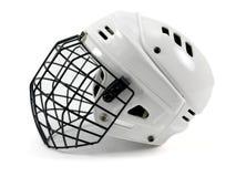 De Helm van het hockey Stock Afbeeldingen