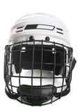 De helm van het hockey Stock Foto's