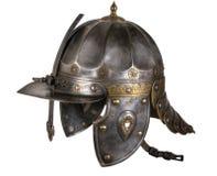 De helm van het ijzer Royalty-vrije Stock Foto's