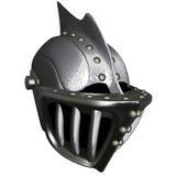 De Helm van het staal Stock Fotografie