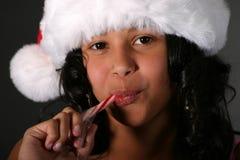De Helper van de kerstman Royalty-vrije Stock Fotografie