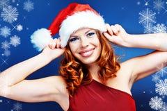 De helper van de kerstman Royalty-vrije Stock Afbeeldingen