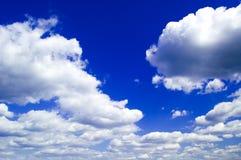 De hemel. Royalty-vrije Stock Afbeeldingen