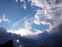 De hemel Stock Afbeeldingen