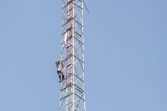 De hemel Antenne Stock Fotografie
