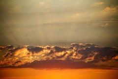 De hemel kleurt verbazende fijne kunst als achtergrond in hoogte - de producten van kwaliteitsdrukken vijftig megapixels stock foto's