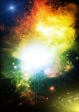 De hemel van de nacht Royalty-vrije Stock Afbeeldingen