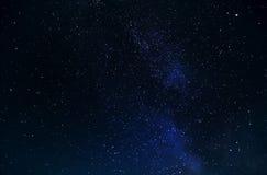 De hemel van de nacht Royalty-vrije Stock Afbeelding
