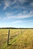 De Hemel van de prairie Stock Foto's