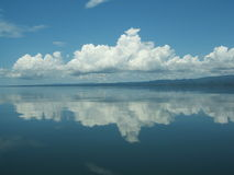 De hemel van de spiegel Royalty-vrije Stock Afbeeldingen