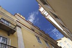 De hemel van de stad Stock Fotografie