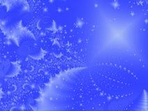De hemel van de winter Royalty-vrije Stock Foto