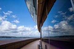 De hemel van het operahuis Stock Foto's