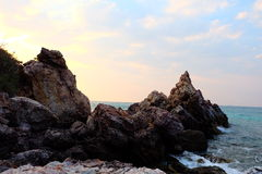 De hemel van het Strand Ta-Yaii Stock Foto's