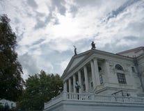 De hemel van Sebastopol royalty-vrije stock foto's