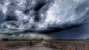 De hemel van Texas royalty-vrije stock fotografie