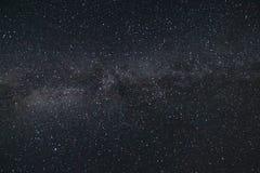 De hemelhoogtepunt van de nacht van sterren Stock Fotografie
