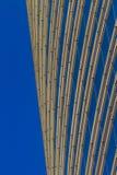 De hemelschraper van de binnenstad stock afbeeldingen