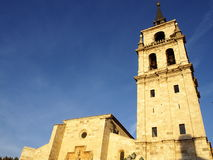 ¡ De Henares Cathedral d'Alcalà photographie stock libre de droits