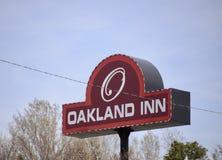 De Herberg van Oakland, Oakland, TN royalty-vrije stock afbeeldingen