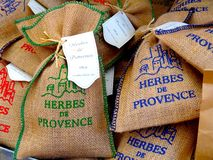 de herbs普罗旺斯 免版税库存照片