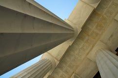 De HerdenkingsKolommen van Lincoln Stock Foto