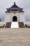De herdenkingszaal van Chiang kai-shek, Taipeh stock foto