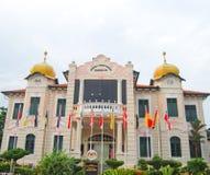 De herdenkingszaal van de onafhankelijkheid Royalty-vrije Stock Foto's