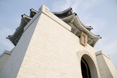 De HerdenkingsZaal van Kai -kai-shek van Chiang royalty-vrije stock foto
