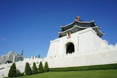 De HerdenkingsZaal van Kai -kai-shek van Chiang stock afbeeldingen