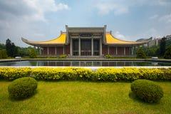 De HerdenkingsZaal van Yat Sen van de zon Royalty-vrije Stock Foto