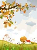 De herfst Royalty-vrije Stock Afbeelding