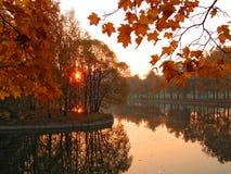 De herfst. royalty-vrije stock fotografie