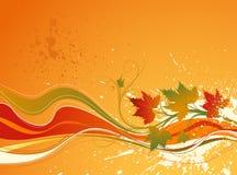 De herfst vector illustratie