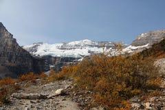 De herfst in de bergen Royalty-vrije Stock Afbeelding