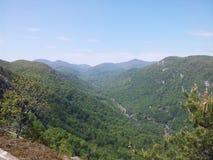De herfst in de bergen. Royalty-vrije Stock Afbeelding