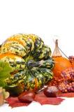 de herfst decoratie Royalty-vrije Stock Foto's