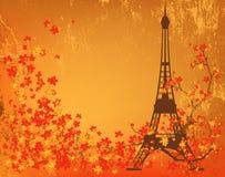 De herfst in Frankrijk Royalty-vrije Stock Foto
